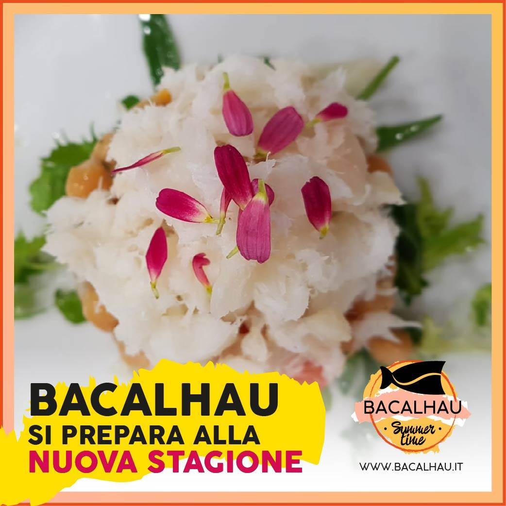 Bacalhau Summer Time!